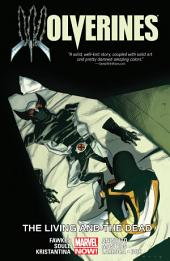 Wolverines Vol. 3: The Living and the Dead