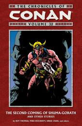 Chronicles of Conan Volume 32