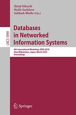 Databases in Networked Information Systems PDF
