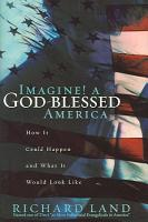 Imagine  a God blessed America PDF