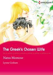 The Greek's Chosen Wife: Harlequin Comics