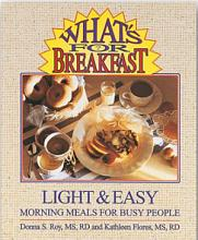 What s for Breakfast  PDF