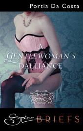 A Gentlewoman's Dalliance