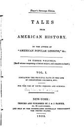 Tales from American History: Volume 1