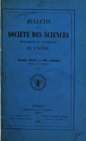 Flore de l'Yonne: Cryptogames. Mousses. 2me partie