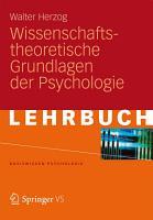 Wissenschaftstheoretische Grundlagen der Psychologie PDF