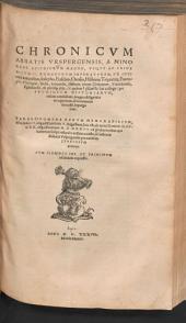 Chronicum Abbatis Urspergensis