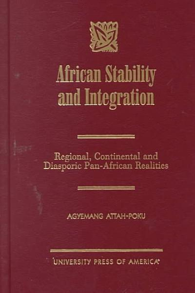 African Stability And Integration
