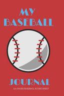 Baseball Scoring Book PDF