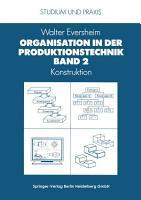 Organisation in der Produktionstechnik PDF