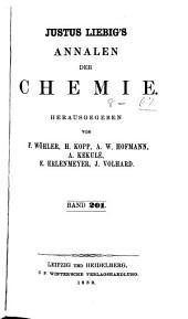 Justus Liebigs Annalen der Chemie: Bände 201-202