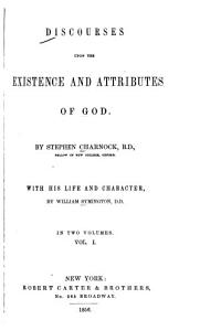 Discourses Upon the Existence and Attributes of God PDF