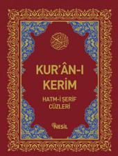 Kur'an-ı Kerim (16. Cüz)