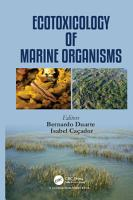 Ecotoxicology of Marine Organisms PDF