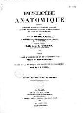 Traité d'ostéologie et de syndesmologie