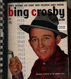 Bing Crosby Album PDF