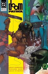 Doom Patrol (1987-) #27