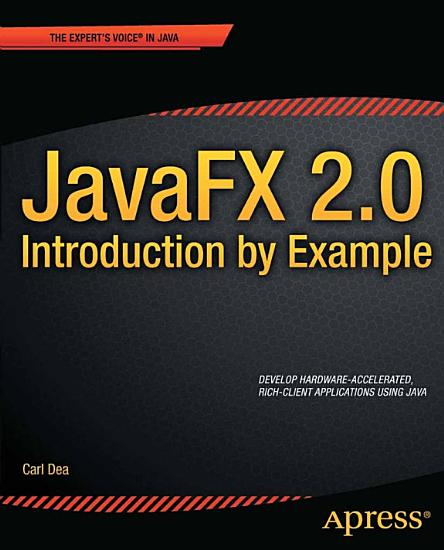 JavaFX 2 0  Introduction by Example PDF