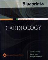 Blueprints Cardiology PDF