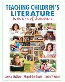 Teaching Children S Literature In An Era Of Standards Book PDF