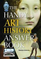 The Handy Art History Answer Book PDF