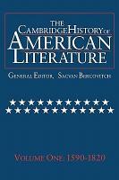 The Cambridge History of American Literature  Volume 1  1590 1820 PDF