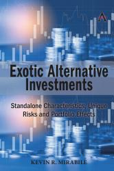 Exotic Alternative Investments PDF