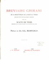 Le bréviaire Grimani: reproduction photographique complète, Volume1