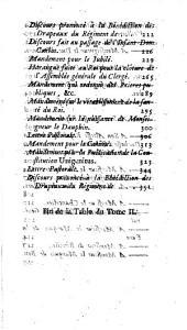 Panégyriques, sermons, harangues, et autres pièces d'éloquence par feu M. de la Parisiere, Evêque de Nismes