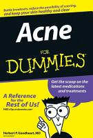 Acne For Dummies PDF