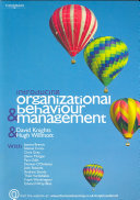 Introducing Organizational Behaviour and Management PDF