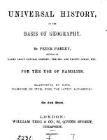 Peter Parley s Universal history  on the basis of geography PDF