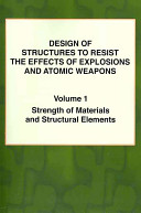 Design of Structures to Resist the Effects of Explosions and Atomic Weapons PDF