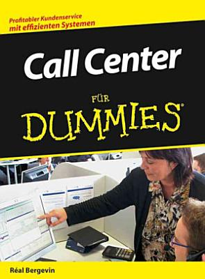 Call Center f  r Dummies PDF