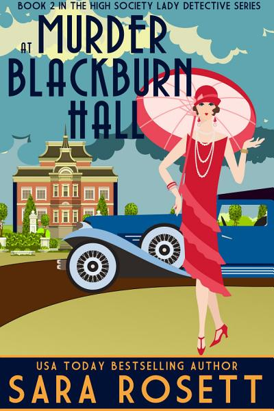 Download Murder at Blackburn Hall Book