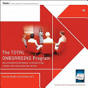 The Total Onboarding Program - FLASHDRIVE - Replacement Only
