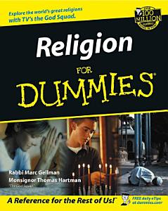Religion For Dummies Book