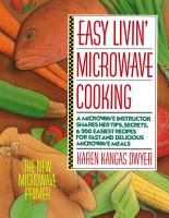 Easy Livin  Microwave Cooking PDF