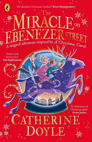 Download The Miracle on Ebenezer Street Book