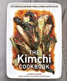 The Kimchi Cookbook Book
