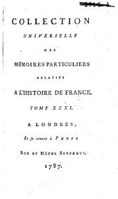 Mémoires de François de Scepeaux, sire de Vieilleville; et comte de Duretal, maréchal de France;