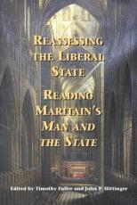 Reassessing the Liberal State PDF