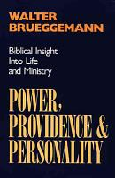 Power  Providence  and Personality PDF
