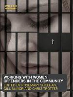Working with Women Offenders in the Community PDF