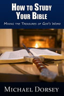 How to Study Your Bible Book