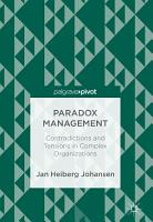 Paradox Management PDF