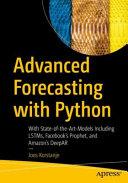 Advanced Forecasting with Python