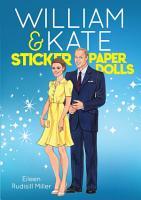 William   Kate Sticker Paper Dolls PDF