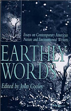 Earthly Words PDF