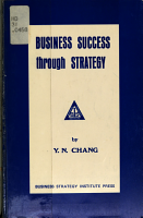 Business Success Through Strategy PDF